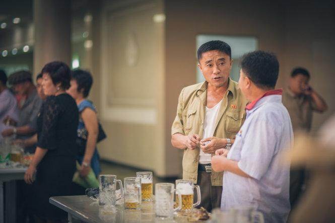 Thưởng thức bia