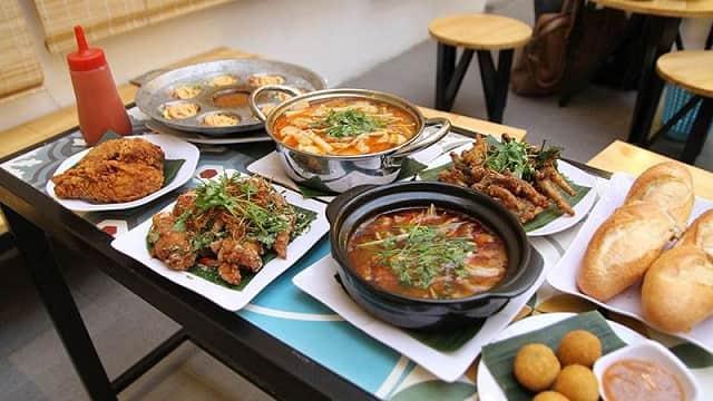 Mách nhỏ top địa điểm ăn vặt ngon tại Đà Nẵng