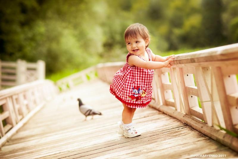 Mỗi đứa bé đều là những thiên thần đáng yêu nhất
